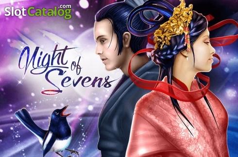 Night of Sevens. Night of Sevens(Video SlotfromGenesis)