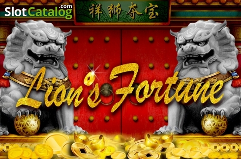 Lion's Fortune (Video Slot from Genesis)