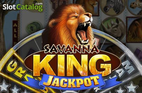 Savanna King - Jackpot