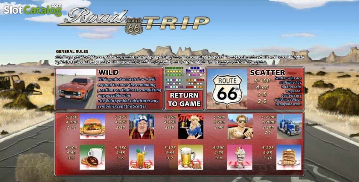 Spiele Road Trip Max Ways - Video Slots Online