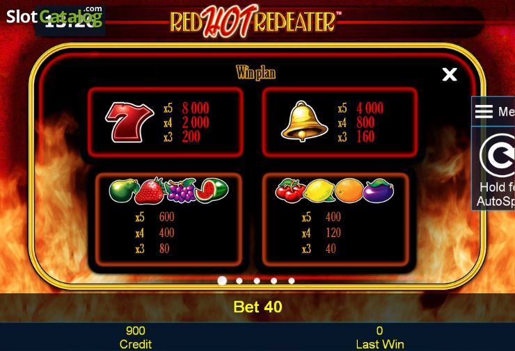Spiele Red Hot Repeater - Video Slots Online