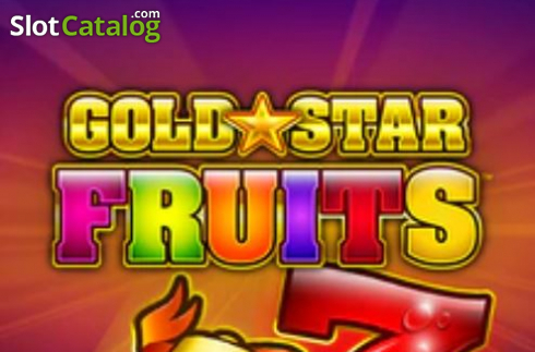 Gold Star Fruits (Video Slots from Green Tube)