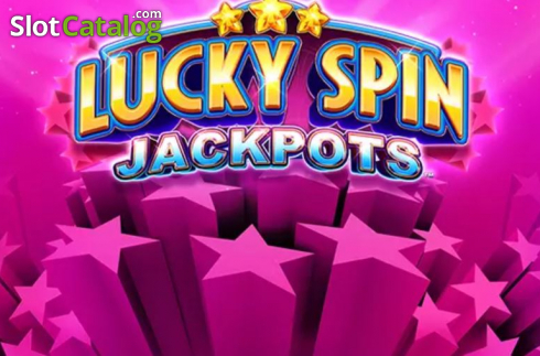 Lucky Spin Jackpots 2020-04-21