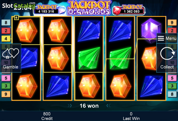 casino jackpot you tube