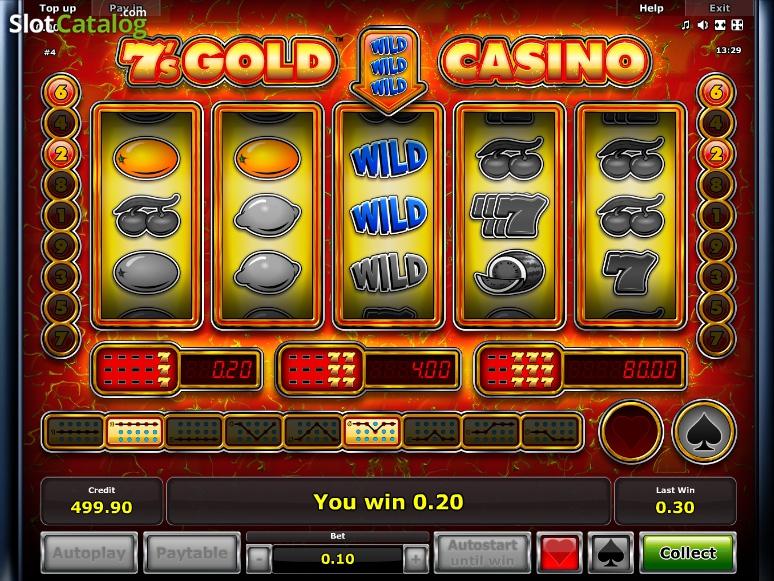 Gold casinos free slot machines in las vegas