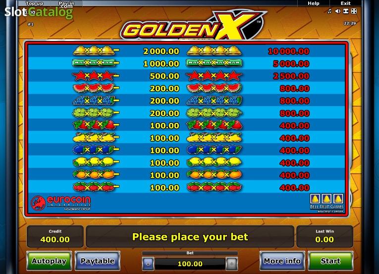 x casino 5
