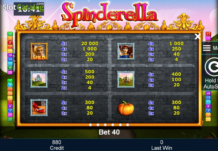 spinderella casino