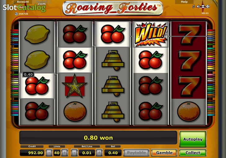Spiele Roaring Forties - Video Slots Online