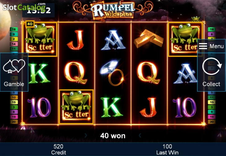 Rumpel Wildspins Slot - Play Online & Win Real Money
