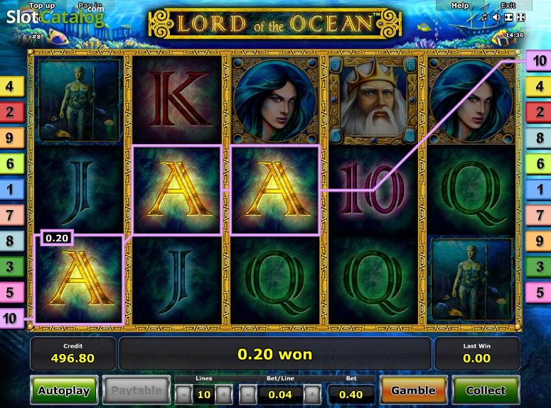 Lord Of Ocean Spielen