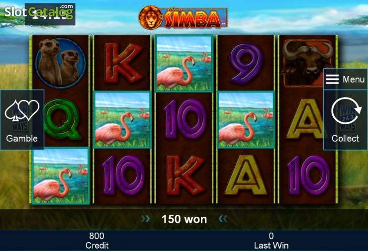 Spiele African Simba - Video Slots Online