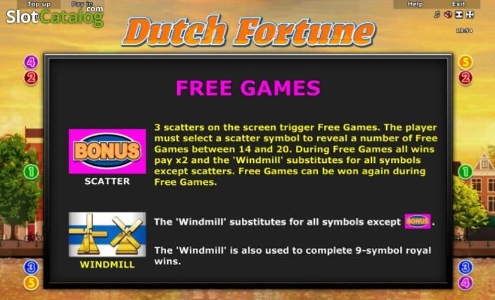 dutch fortune