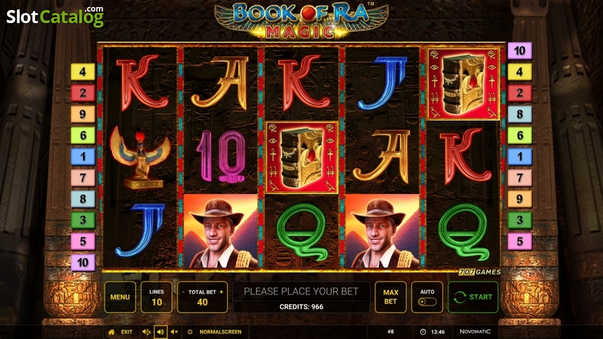 Spiele Magic Book - Video Slots Online