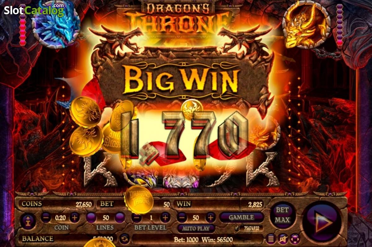 Spiele DragonS Throne - Video Slots Online