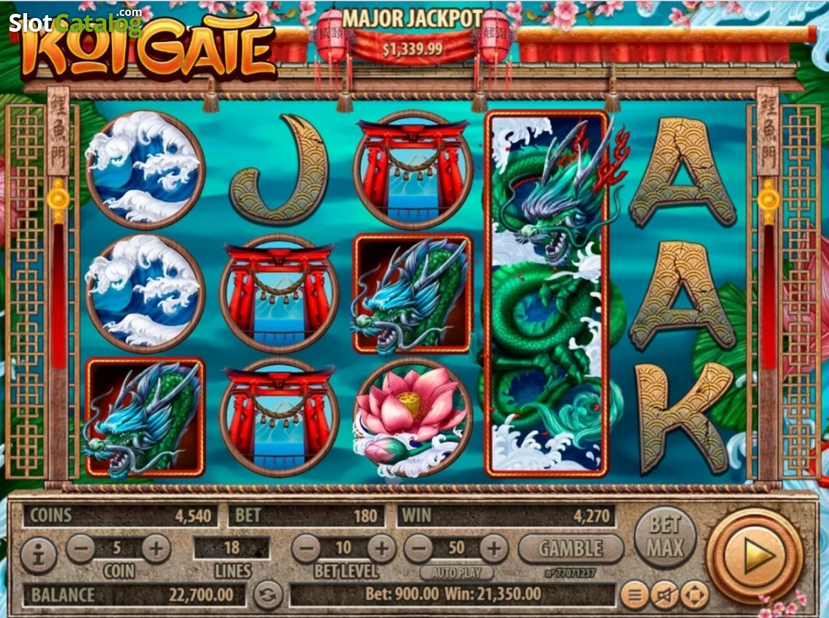 Spiele Koi Gate - Video Slots Online