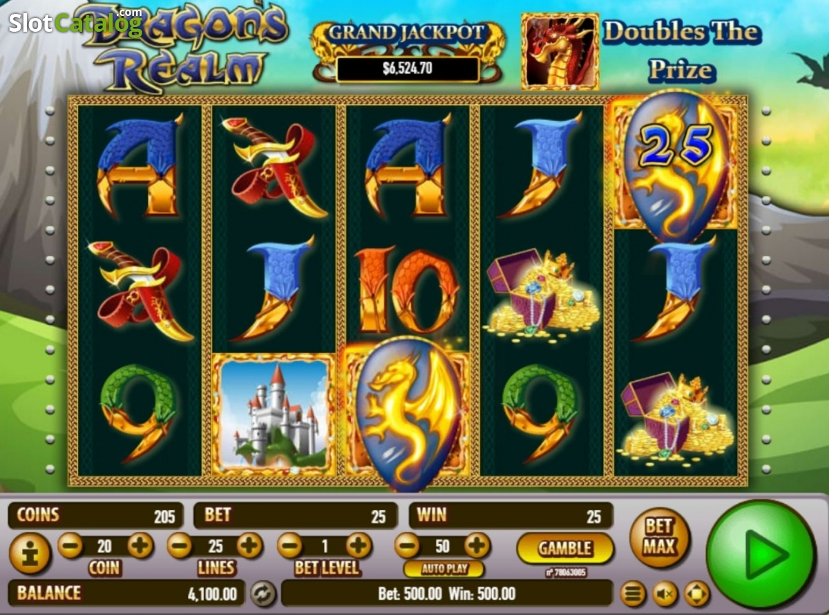 Dragons Realm Slot Game Review