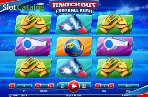 Spiele Knockout Football - Video Slots Online