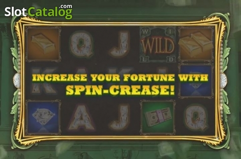 Feature 1. Banking on Luck (Video Slot from High 5 Games)
