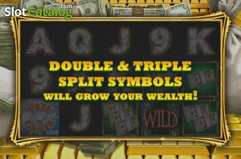 Feature 3. Banking on Luck (Video Slot from High 5 Games)