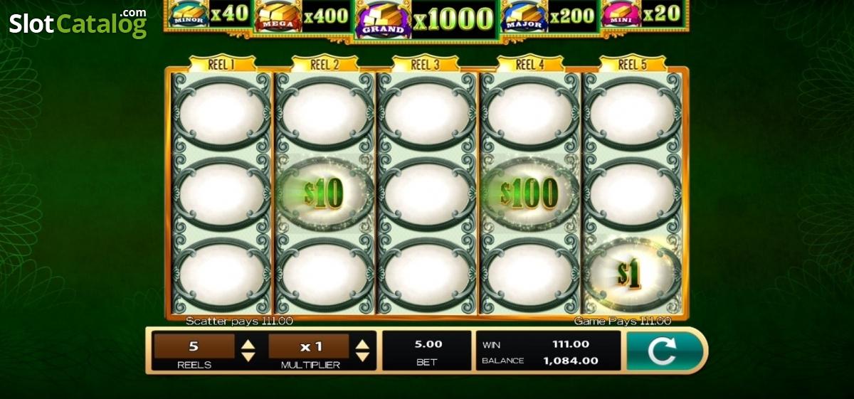 Green Machine Casino Game
