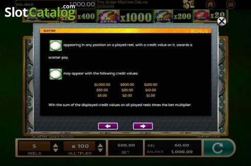 Spiele The Green Machine Deluxe - Video Slots Online