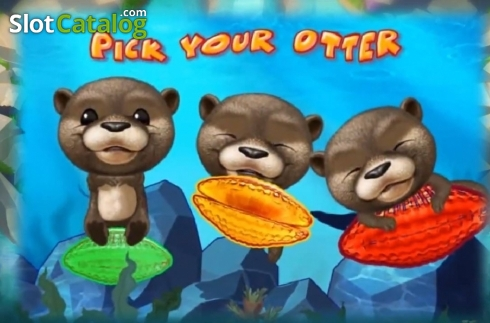 Bonus Game 1. Otterly Adorable (Video Slot from High 5 Games)