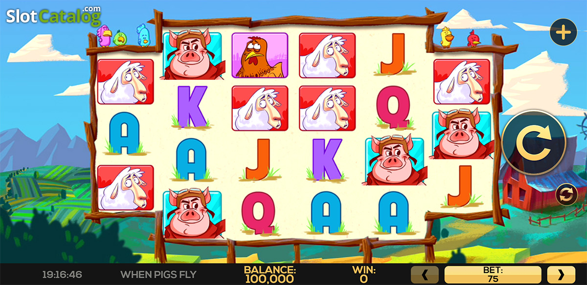 Flying High Slot Game Review
