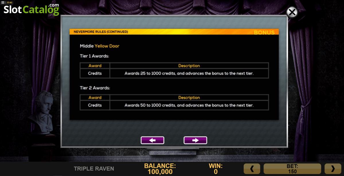 Spiele Triple Raven - Video Slots Online