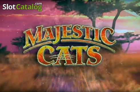 Majestic Cats Video Slot von High 5 Games