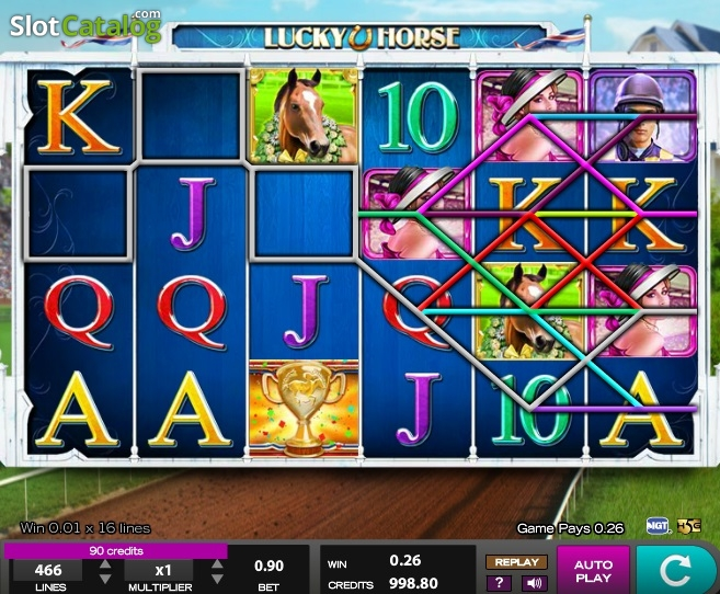 Lucky horse slots how to make roulette chips