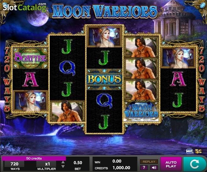 Moon warriors slot casino royale planet ocean