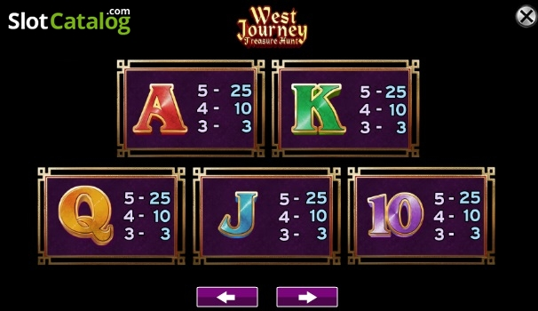 Spiele West Journey Treasure Hunt - Video Slots Online