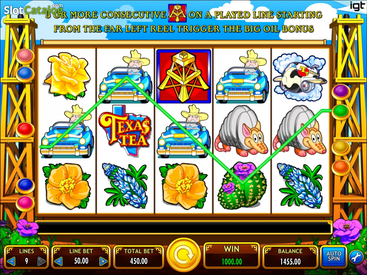Spiele Texas Tea - Video Slots Online