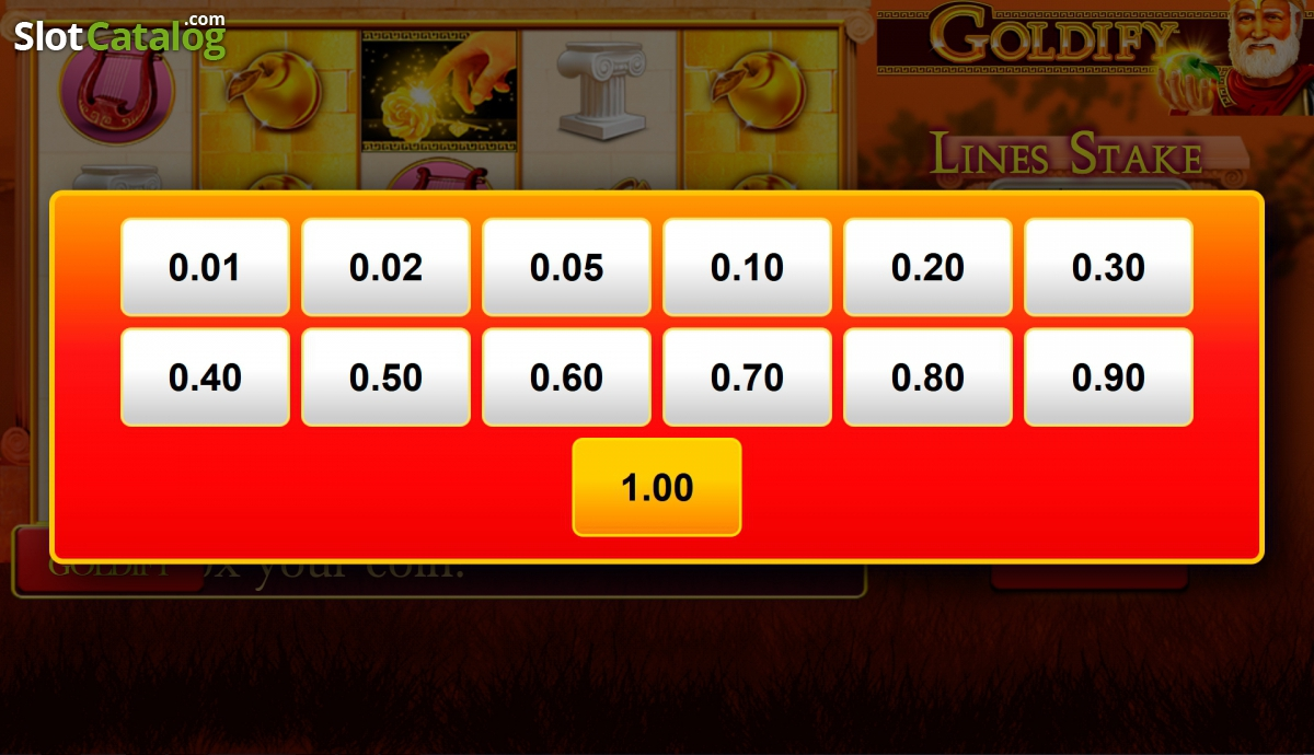 Goldify Slot Review Play For Free