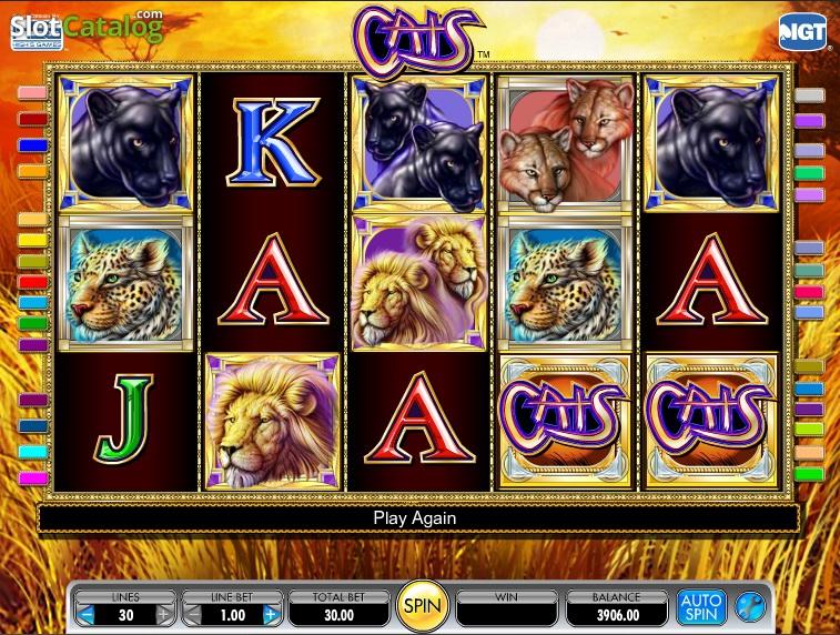 Igk free cat slots vegas world