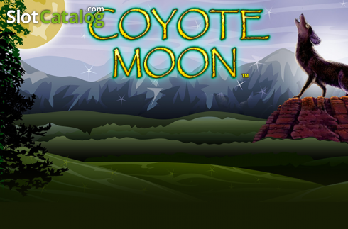 Coyote Moon. Game. Coyote Moon (Video Slot from IGT)