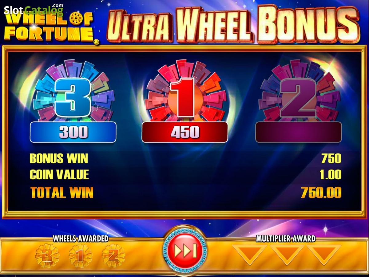 Spiele Wheel Of Fortune Ultra 5 Reels - Video Slots Online