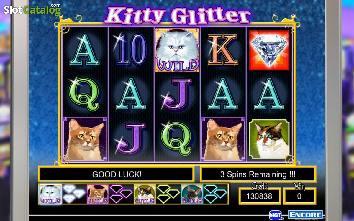 Igt slots kitty