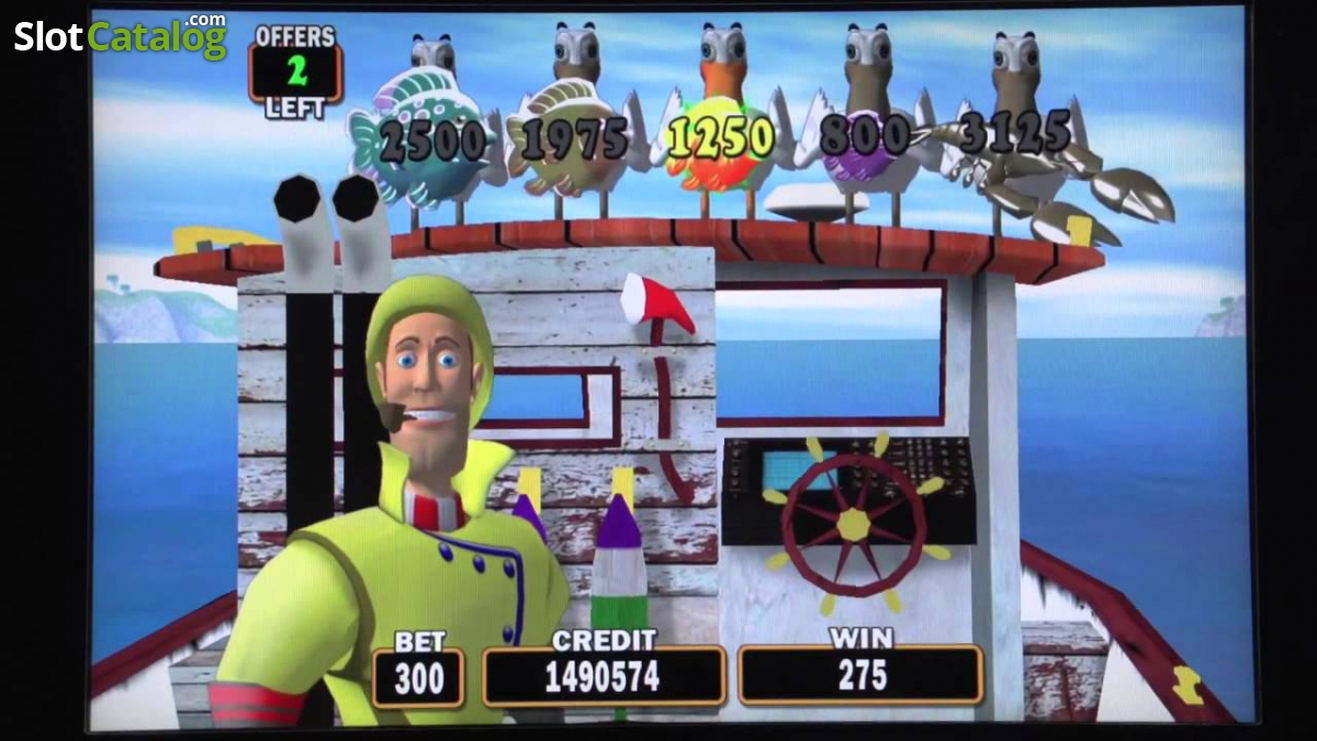 Review of Lucky Larry's Lobstermania 2 (Video Slot from IGT) - SlotCatalog