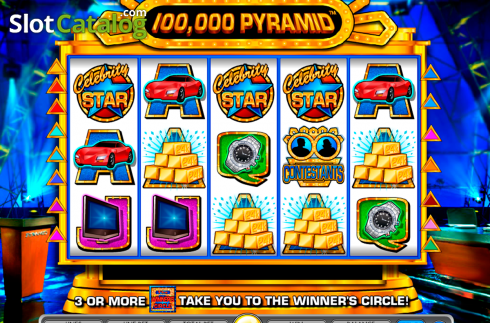 Reels. The 100,000 Pyramid (Video Slot from IGT)