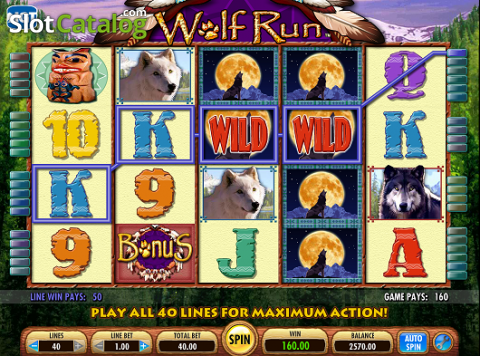 Igt Slots Wolf Run