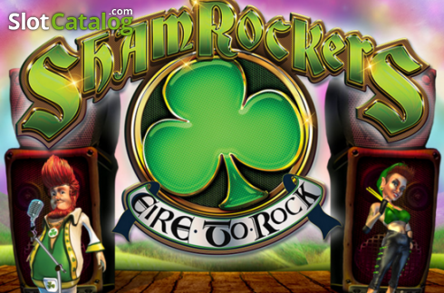 Shamrockers Eire to Rock (Video Slot from IGT)