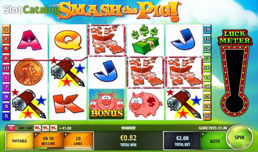 Smash The Pig Slot