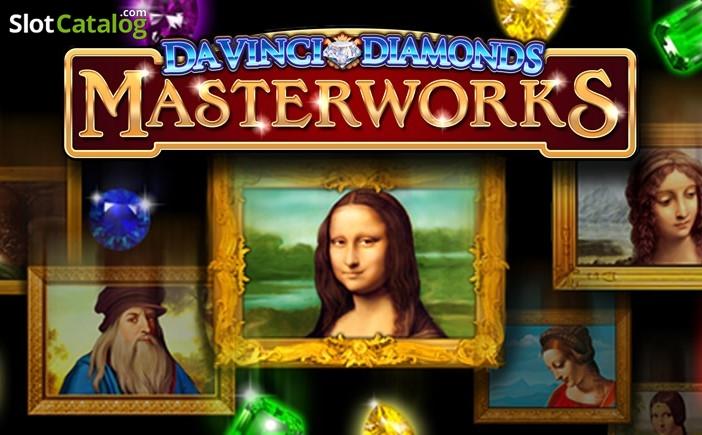 Da vinci diamonds masterworks igt casino slots edition win