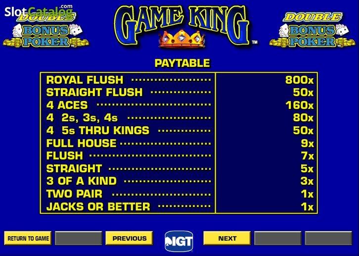 Casholot casino review