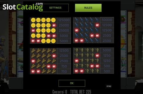 игровые автоматы играть бесплатно топ секрет