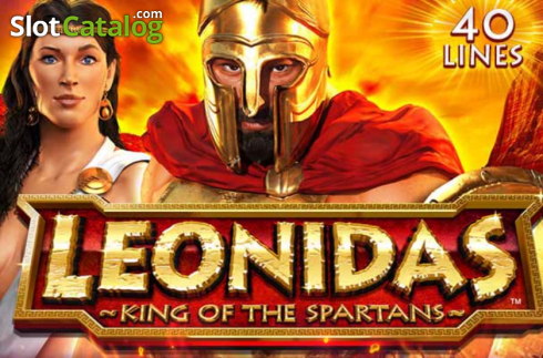 Leonidas (视频槽 从 Incredible Technologies)