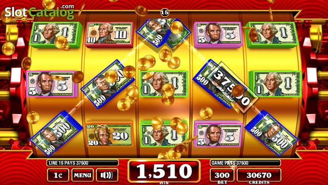 Play jackpot party