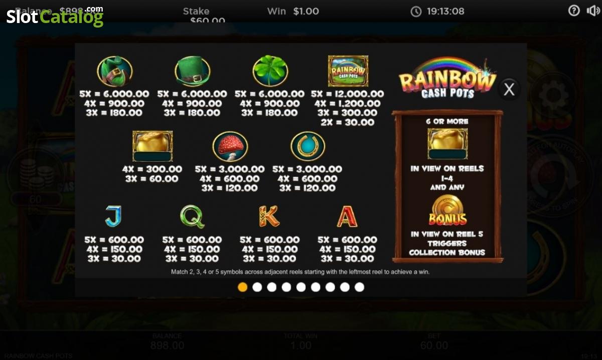 Spiele Rainbow Cash Pots - Video Slots Online