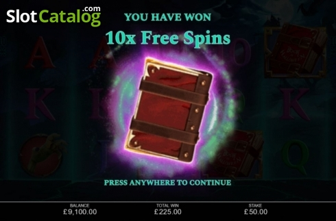 Free Spins 1. Book of Halloween (Video Slots from Inspired Gaming)